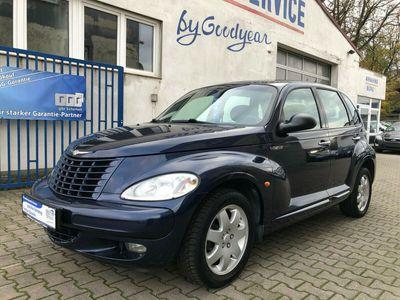 """gebraucht Chrysler PT Cruiser 1.6 Touring """"HU/AU+Service+Garantie"""" als Kombi in Gröbers"""