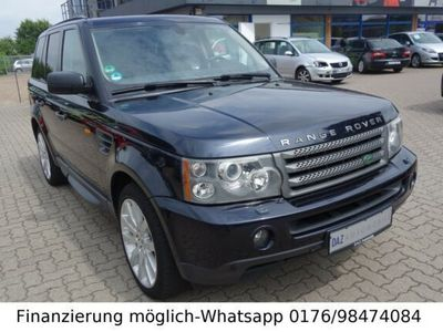 gebraucht Land Rover Range Rover Sport V6 TD HSE Xenon/Leder/AHK