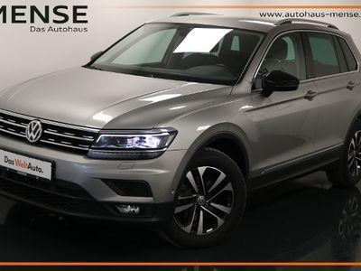 gebraucht VW Tiguan 1.5 TSI DSG Comfortline Navi HUD ACC