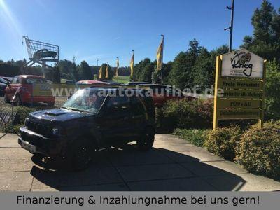 gebraucht Suzuki Jimny 1.3 4WD Automatik Comfort LPG Gasanlage !