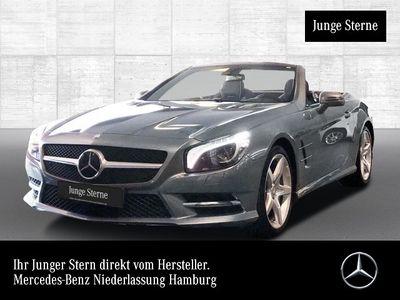 gebraucht Mercedes SL500 AMG Harman COMAND ILS Sitzklima Keyl-GO