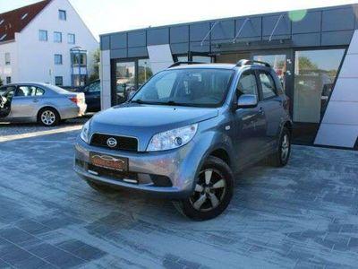 gebraucht Daihatsu Terios 1.5 Top 4WD*Automatik*Klima*8 Fachbereift
