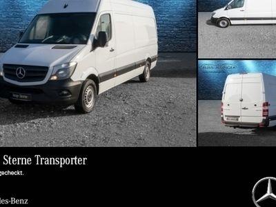 gebraucht Mercedes Sprinter 316 CDI Maxi / Klima / AHK / Parctronic