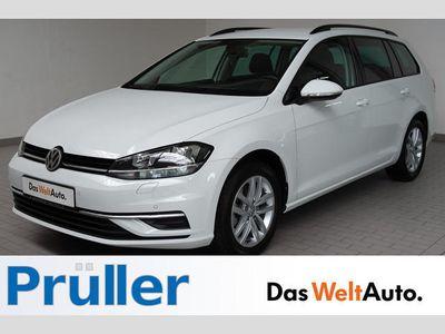 gebraucht VW Golf Variant 2.0 TDI Comfortline DSG AHK Sitzh