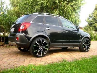 gebraucht Opel Antara 2.0 CDTI Edition