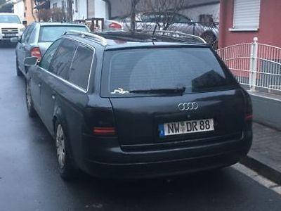 gebraucht Audi A6 verkaufe oder tausche4b 2,5 tdi
