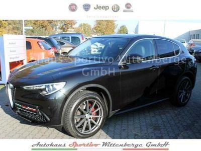 gebraucht Alfa Romeo Stelvio 2.0 Q4 Xenon,Navi,Pano,8-fach 20 Zoll