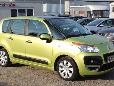 gebraucht Citroën C3 Picasso Tendance Panoramadach+AHK+Navi
