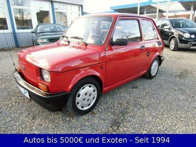 gebraucht Fiat 126 P - Deutscher TÜV NEU - Zulassungsfertig