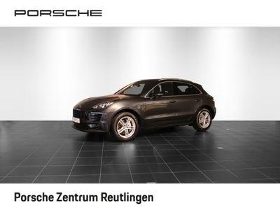 gebraucht Porsche Macan S Diesel Luftfederung + Sitzbelüftung vo.