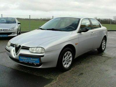 gebraucht Alfa Romeo 156 1.8 T.Spark, TÜV bis 06/2022, Alu, ZV als Limousine in Viersen