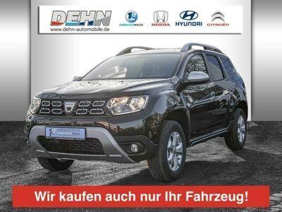 gebraucht Dacia Duster 1.0 TCE Comfort Navi Kam Look Alu PDC