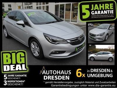 käytetty Opel Astra 1.4 Turbo Dynamic Navi Kamera Sitzh.