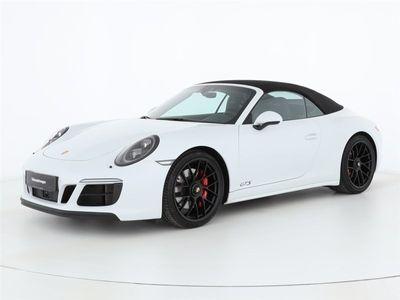 gebraucht Porsche 911 Carrera 4 Cabriolet 991 GTS BOSE, LED, uvm.