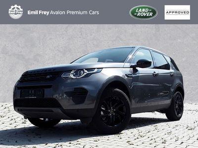 gebraucht Land Rover Discovery Sport TD4 Aut. SE 110 kW, 5-türig (Diesel)