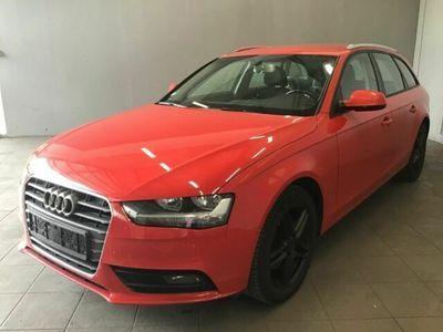 gebraucht Audi A4 Avant 2.0 TDI DPF Attraction
