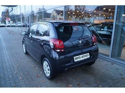 gebraucht Peugeot 108 1,0 VTi Active 5 Türig Klima+LED+Bluetooth