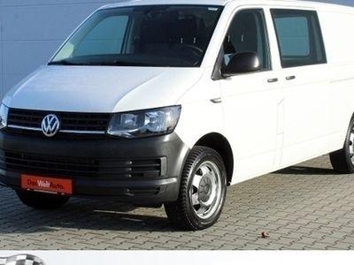 gebraucht VW T6 Kombi 2.0TSI LR 3Sitze Sthzg PDC Klima LKW