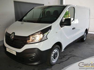 gebraucht Renault Trafic dCi 120 L1H1 Komfort