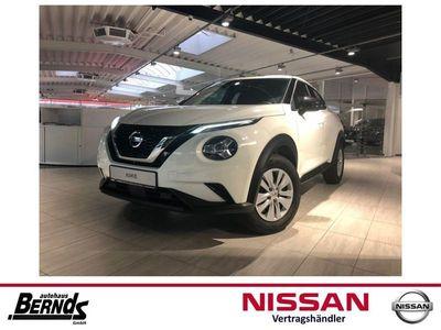 gebraucht Nissan Juke DIG-T 117 Visia 2019