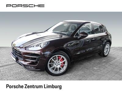 gebraucht Porsche Macan Turbo Luftfederung Sport-Chrono 20-Zoll