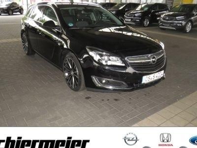 gebraucht Opel Insignia ST 2.0 Automatik Innovation AHK 18-Zoll Rückfk.el. Heckklappe