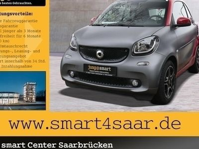 gebraucht Smart ForTwo Coupé prime 66 kW, twin, Cool & Media
