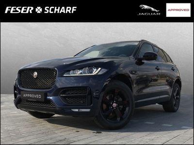 gebraucht Jaguar F-Pace R-Sport, DAB, Connect, Blackpack, Vollleder, Navi Pro