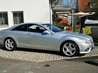 gebraucht Mercedes CL500 AMG Nightvision Distronic Lenkradheizung als Sportwagen/Coupé in Sulzbach-Rosenberg