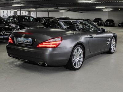 gebraucht Mercedes SL500 Panoramadach COMAND ILS Bi-Xenon DISTRONIC