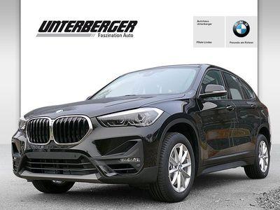 gebraucht BMW X1 sDrive20i Advantage LED Navi Tempomat AHK