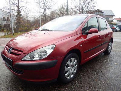 gebraucht Peugeot 307 * 1.6 Premium*Klimaautomatik*Scheckheft