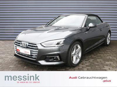 gebraucht Audi A5 Cabriolet sport 35 TDI 110(150) kW(PS) S tronic N