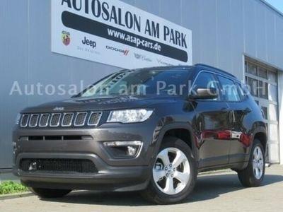 gebraucht Jeep Compass Longitude 1.4 Benzin Winterpaket & AHK