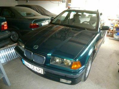 gebraucht BMW 323 E 36- i Touring als Bastlerfahrzeu...