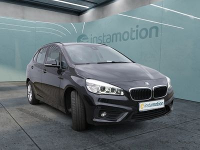 gebraucht BMW 218 Active Tourer 218 Active Tourer Advantage NAVI+PDC+LED+SHZ+KLI