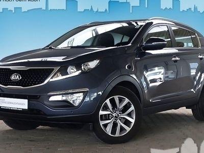 gebraucht Kia Sportage 2.0 CRDi AWD Aut. Dream-Team Edition Na