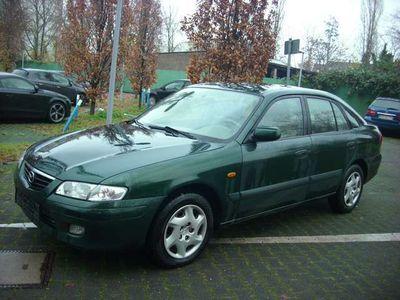 gebraucht Mazda 626 2.0 Exclusive