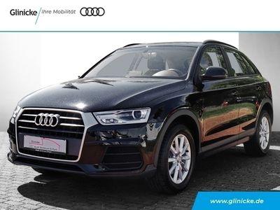 gebraucht Audi Q3 1,4 TFSI basis Tel.-Vorb. Klima SHZ