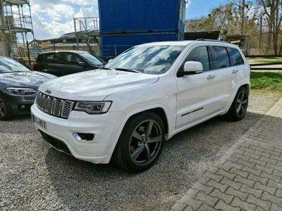gebraucht Jeep Grand Cherokee 3.0 V6 Multijet 4WD Automatik Overland