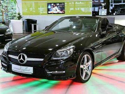 gebraucht Mercedes SLK250 SLK 250 SLK RoadsterBE Carbon LOOK Edition