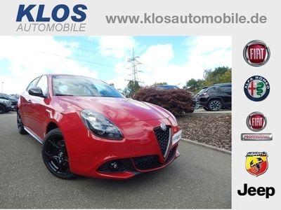 gebraucht Alfa Romeo Giulietta SPORT 1.4TB NAVI PDC SHZ 199€mtl. E6DTEMP