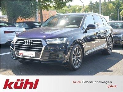gebraucht Audi Q7 3.0 TDI Q Tip S Line Luft LED DAB B O Navi AH