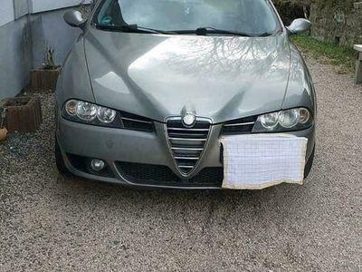 gebraucht Alfa Romeo 156 Sportwagen nur bis Sonntag 1100€