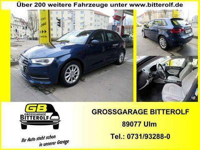 gebraucht Audi A3 Sportback 2.0 TDI EU6