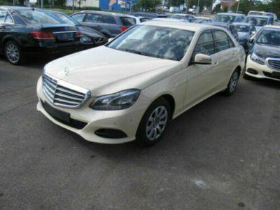 gebraucht Mercedes E200 CDI -136PS,Klima,Alu,Leder.Euro-5