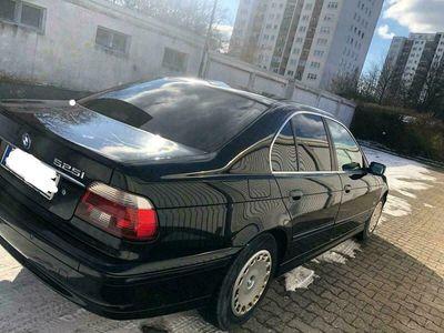gebraucht BMW 525 5er i