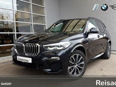 gebraucht BMW X5 xDrive30d A Automatic,M-Sportpaket,AHK,Drivin
