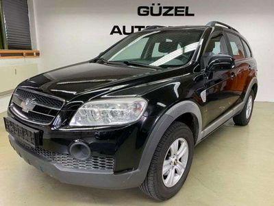 gebraucht Chevrolet Captiva 2.4 LS 2WD*Gasanlage*Zahnriehmen neu als SUV/Geländewagen/Pickup in Schönaich