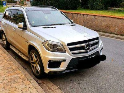 gebraucht Mercedes 350 Mercedes Benzblutec AMG paket